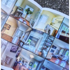 8 page Real Estate Feature Sheets-25 Booklets
